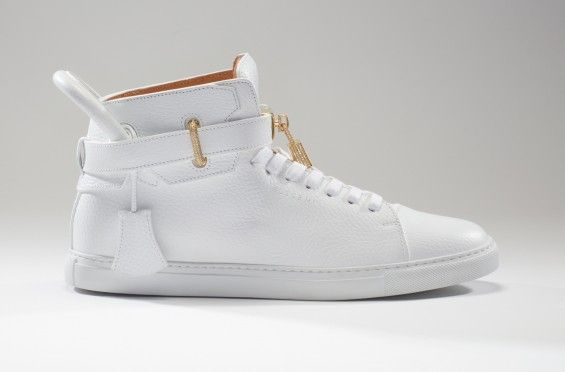 http://SneakersCartel.com Is This BUSCEMI 100MM The Most Expensive Sneaker You've Ever Seen? #sneakers #shoes #kicks #jordan #lebron #nba #nike #adidas #reebok #airjordan #sneakerhead #fashion #sneakerscartel http://www.sneakerscartel.com/is-this-buscemi-100mm-the-most-expensive-sneaker-youve-ever-seen/