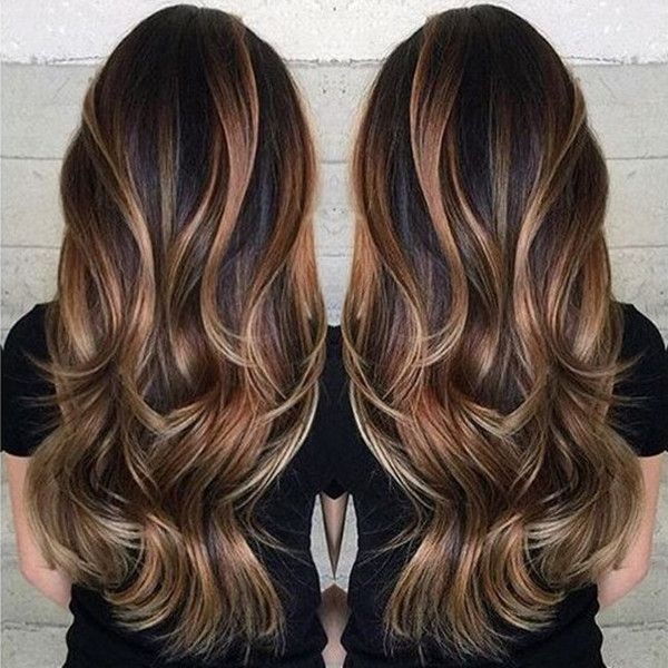 Best 25+ Brown hair with highlights ideas on Pinterest ...