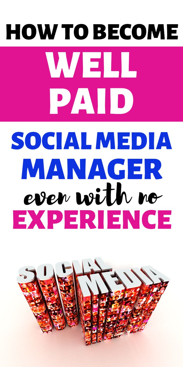 How To Become A Well-Paid Social Media Manager – Even With No Experience – Cash Embrace-Make Money Online