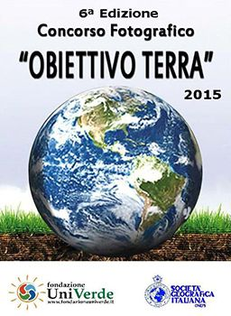 Partecipa al concorso - obiettivo terra 2015