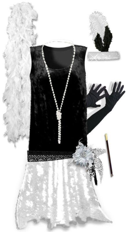 Best 25+ Plus size flapper costume ideas on Pinterest | Gatsby ...