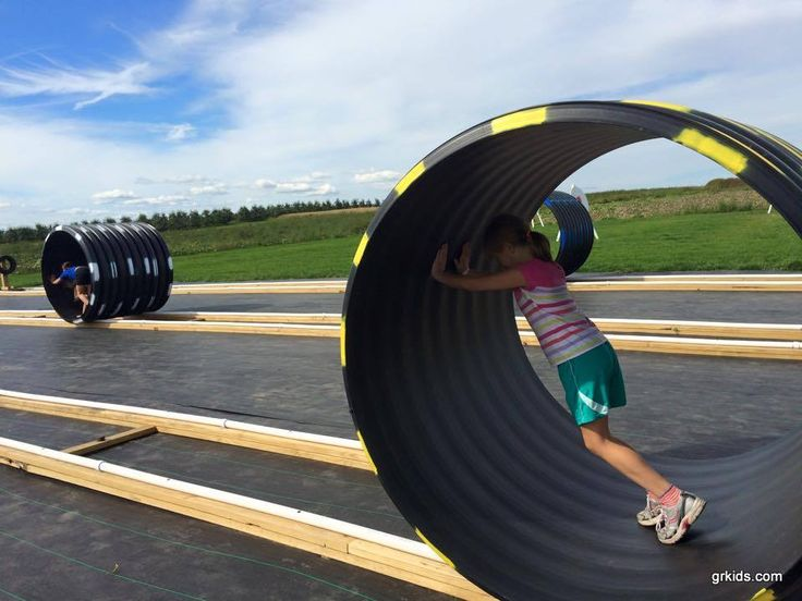 Activities at Klackle Orchards - Fall Farm Fun for Families and Kids in Grand Rapids
