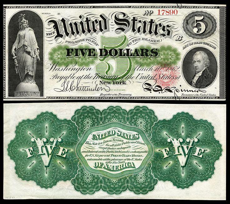 $5 1862
