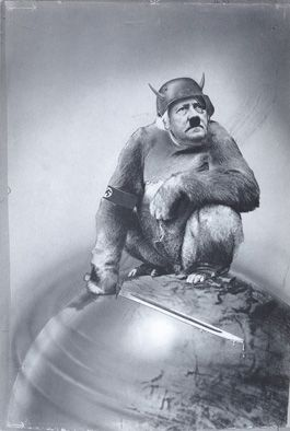 And Yet It Moves by John Heartfield