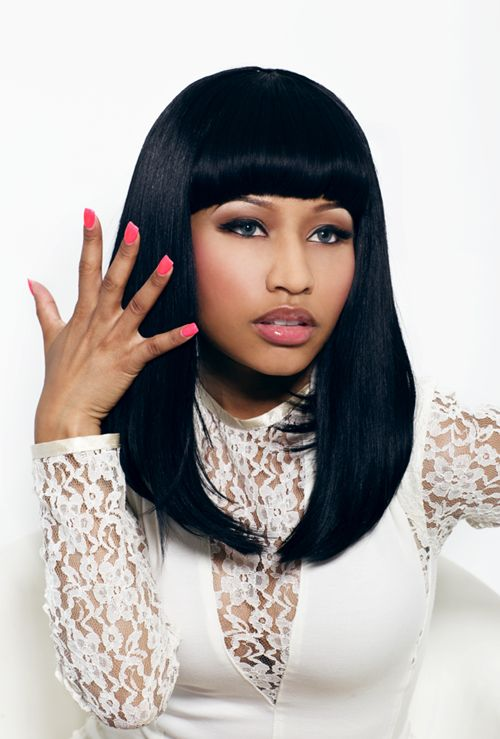 Nicki Minaj with No But | Nicki Minaj: Juez en American Idol?