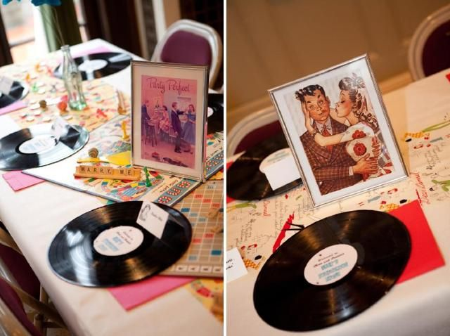 50s wedding theme ideas | ... Nashville Wedding Guide for Brides, Grooms - Ashley's Bride Guide