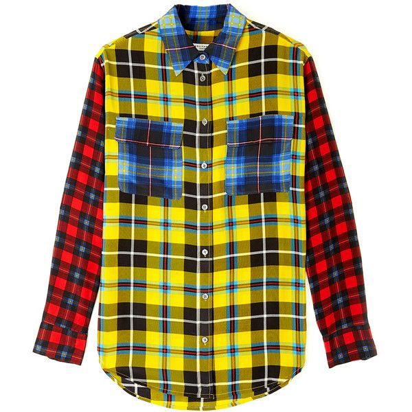 Discount Gingham Checked Blouses 47