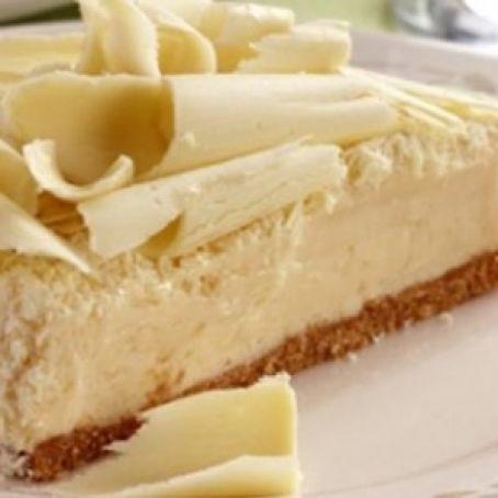 Torta Mousse de Chocolate Branco