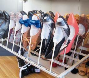 Выдвижной модуль для хранения обуви икеа