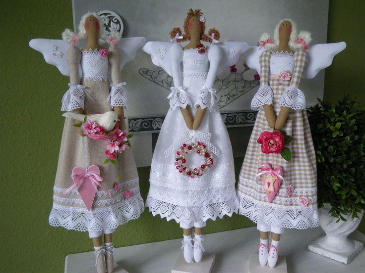 Selfmade Tilde doll