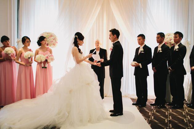 Rosewood Hotel Georgia Wedding Photos