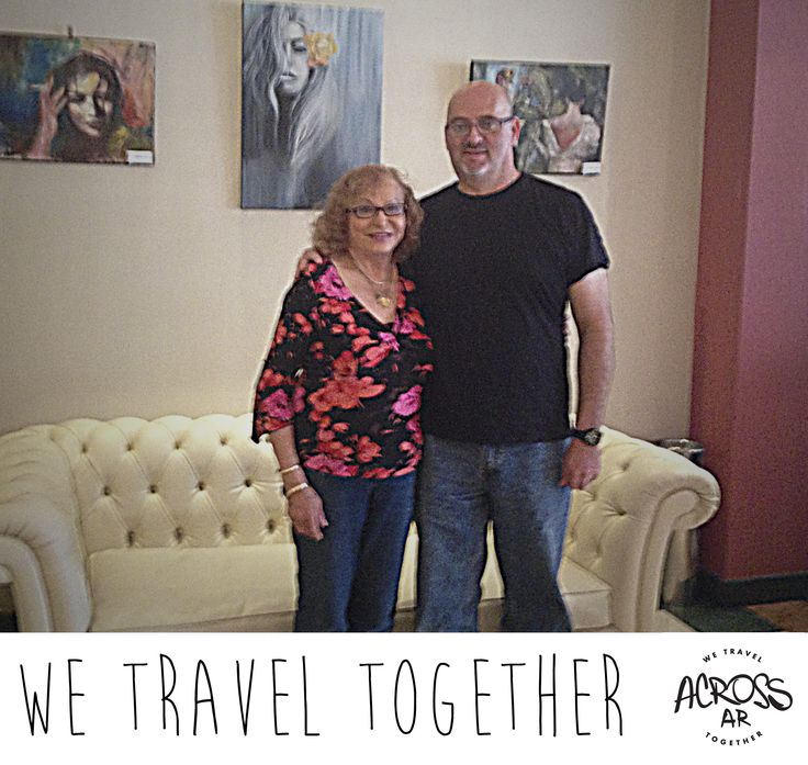 We welcome Nitza Nachmias and Ori Sella, who traveled from Israel to visit Buenos Aires and Patagonia, including Ushuaia, El Calafate and Bariloche. We hope you enjoy very much your 15 day trip around Argentina!! Thank you for choosing Across Argentina! #WeTravelTogether #travel #travelers #traveling #enjoy #enjoyTravel