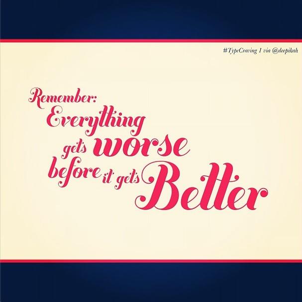 #TypeCraving #typography #design #deepikah