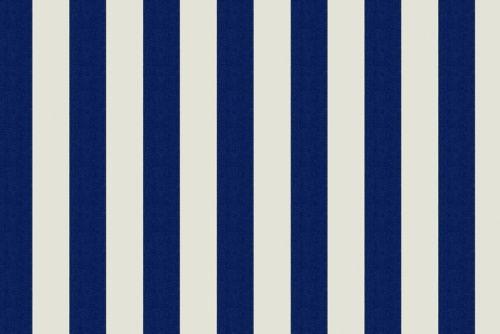 Cabana Stripe Outdoor Marine Blue