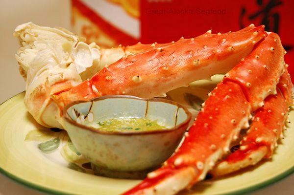 Wild Alaska Colossal King Crab