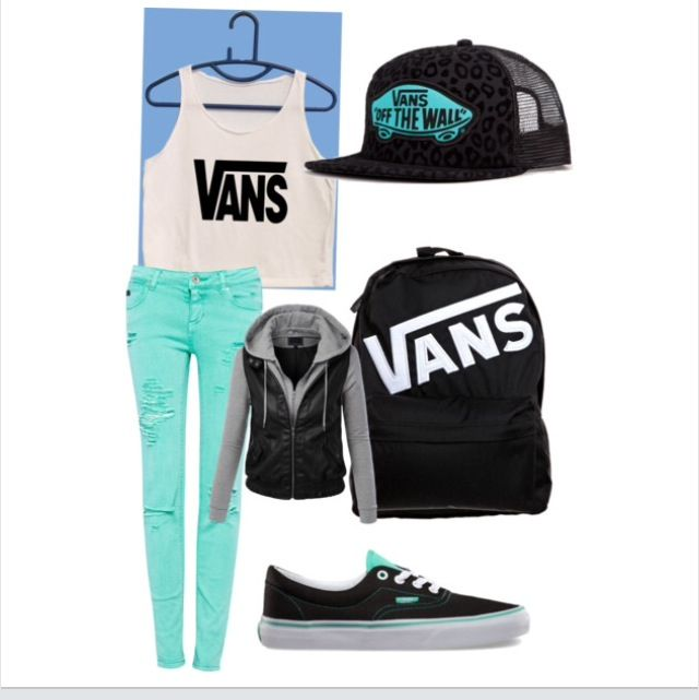 1000+ Ideas About Vans Outfit Girls On Pinterest