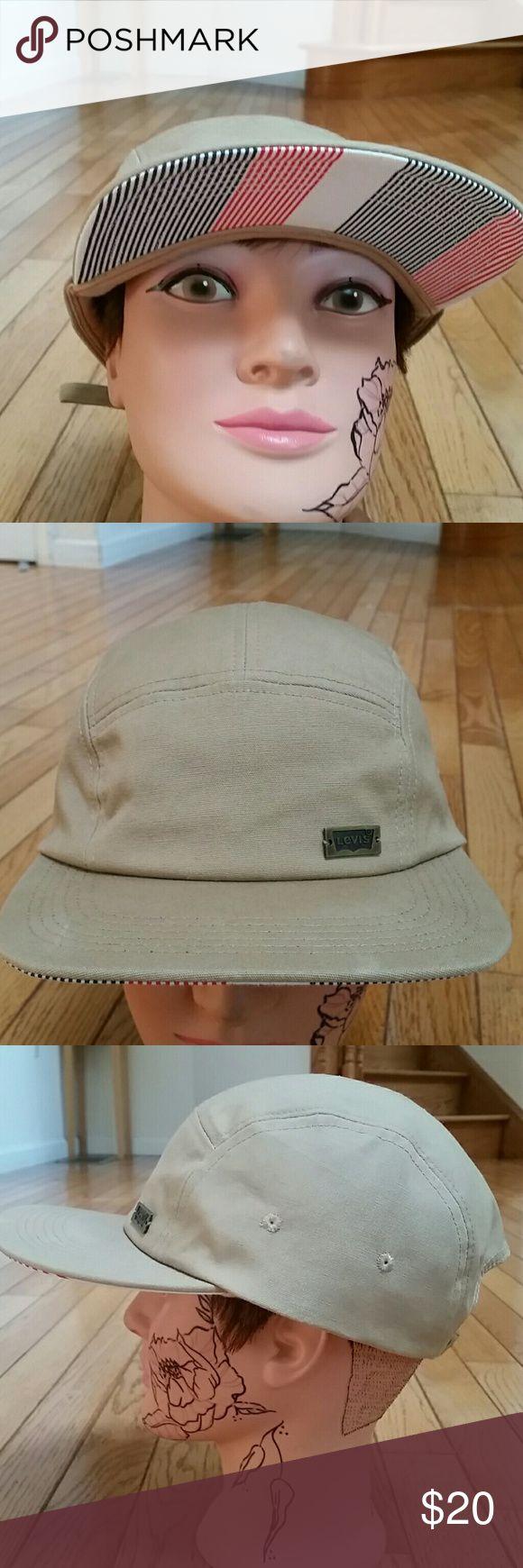 Levi's 5 Panel hat Levi's 5 Panel hat Levi's Accessories Hats