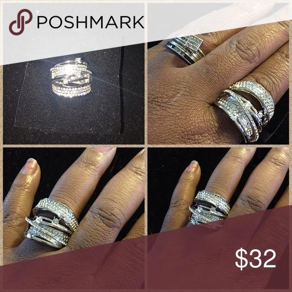Diva ring by Traci Lynn Jewelry. Diva Ring. Traci Lynn Jewelry Consultant  Jamila 215-200-0405 Jamilamulero1@gmail.com www.tracilynnjewelry.net/jamilatucker Jewelry Rings