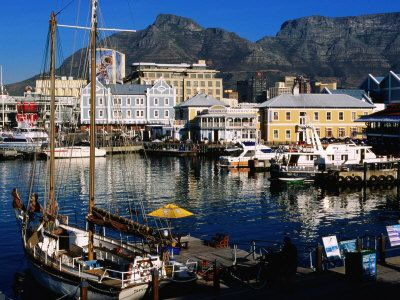 V&A Waterfront, Cape Town, South-Africa. 2012.