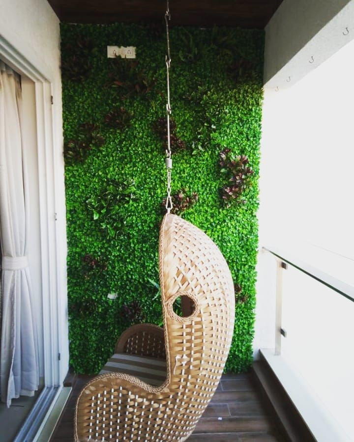 Clientdiary We Designed Our Client S Balcony Wall With Our