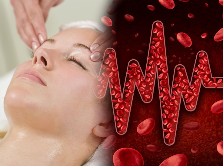 Good blood circulation helps cell regrowth and promotes healthier skin, and cell regrowth is vital to produce collagen.