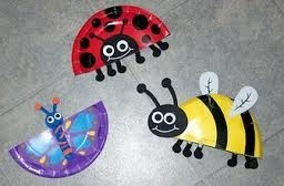 Neat paper plate crafts