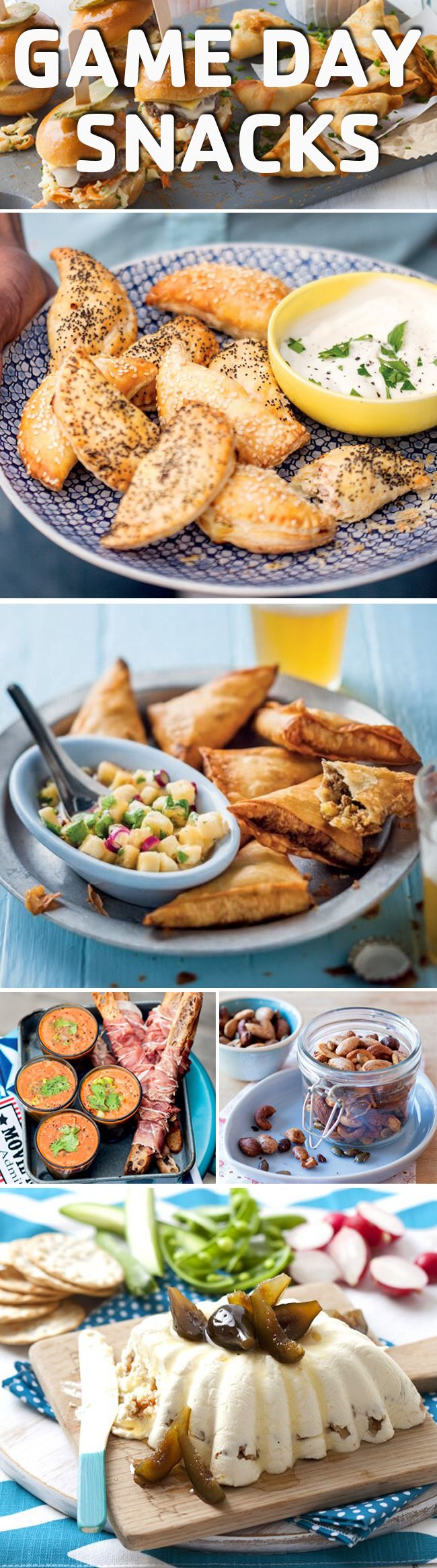 Finger food is the name of the game! Find more than 120 Braai recipes to help you light your fire this Braai Season!