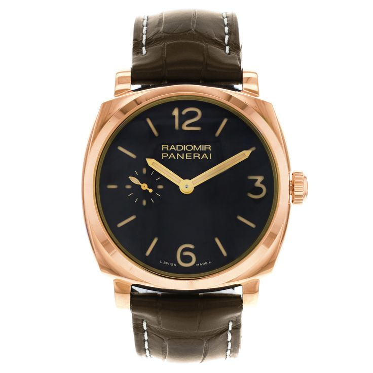 Panerai PAM00513 Radiomir 1940 Oro Rosso Mechanical Hand-Wind Men's Watch