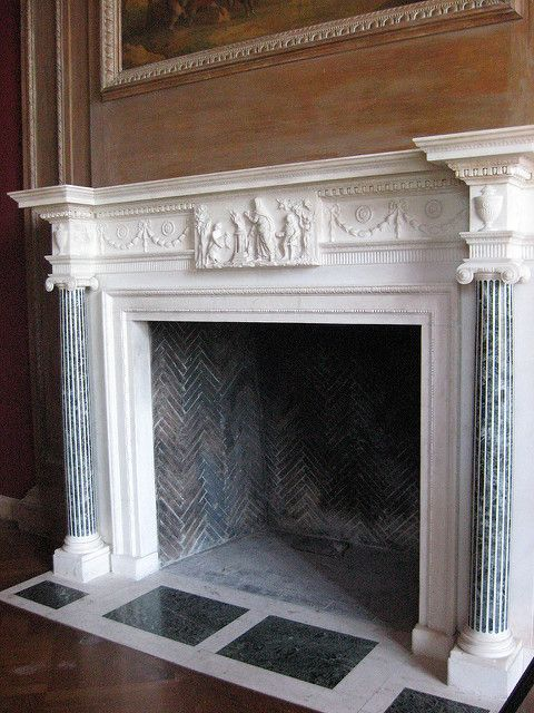 big and tall fireplace