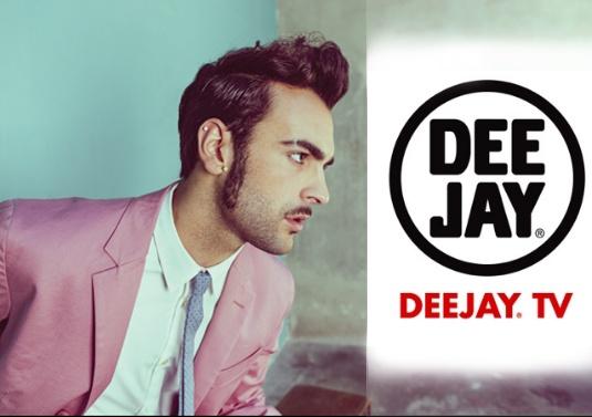 Marco Mengoni: Si comincia con Deejay!