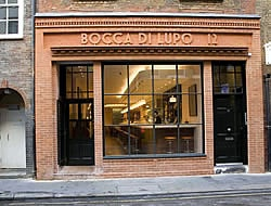 Bocca di Lupo - great food, great atmosphere, great wine - right in Soho, London. Absolutely one of my faves so far in London
