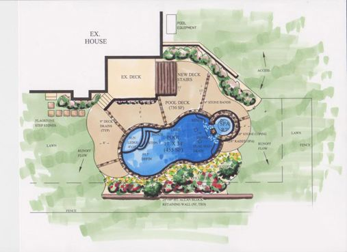 Gunite Pool Designs custom free form gunite pool Gunite Pool Designs Google Search Pools Pinterest Gunite Pool Search And Pools