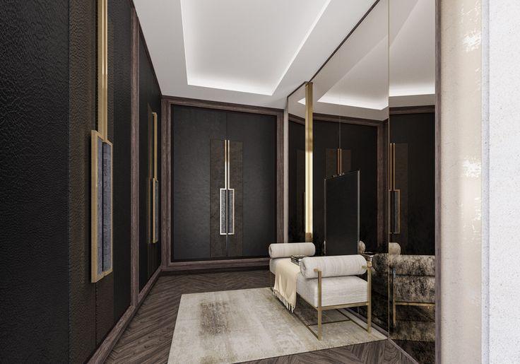 5* Hotel Residences Astana Modern Master Dressing