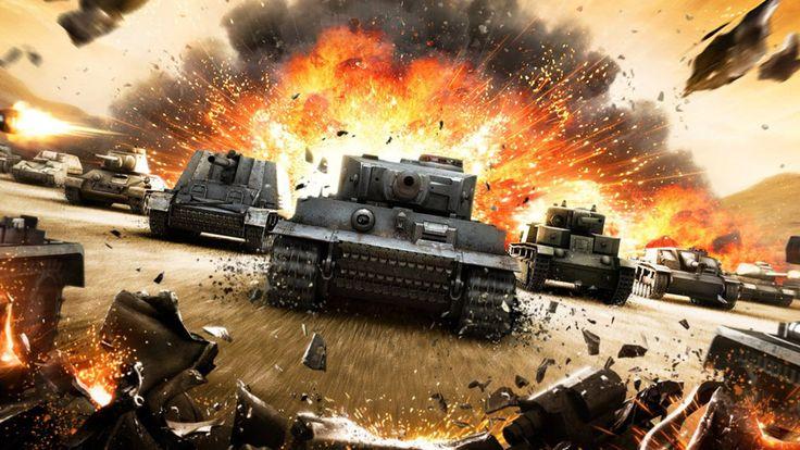 Обзор бета-теста World of Tanks на PS4