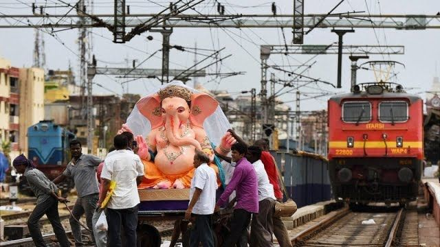 Now, Relief from Central Railway to All Ganesh Devotees