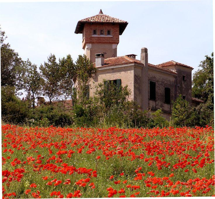 Relais Villa Giulia, Fano, Marche, Italy.