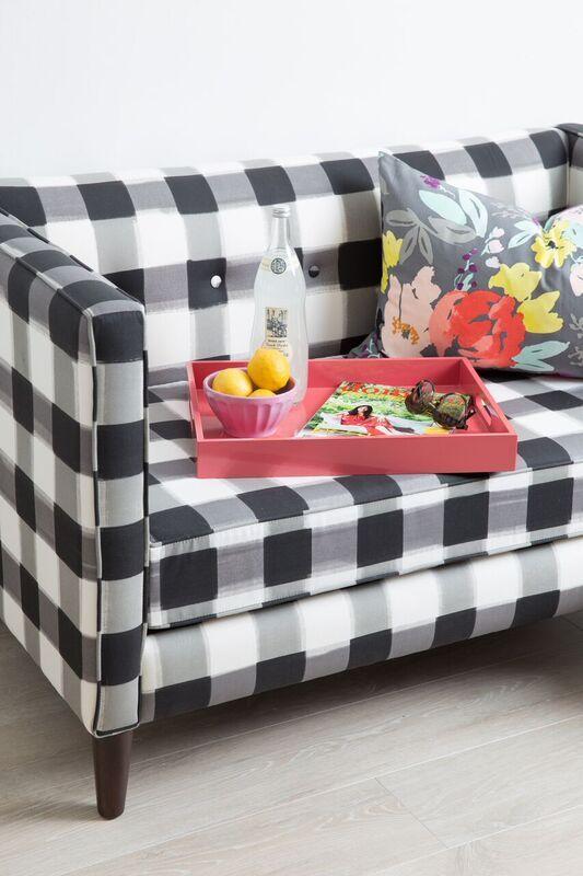 1000 ideas about white sofas on pinterest sectional - Interior furniture warehouse buffalo ny ...