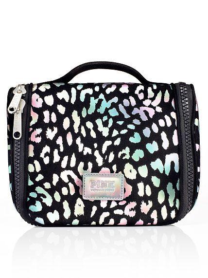 Large Makeup Bag - PINK - Victoria's Secret