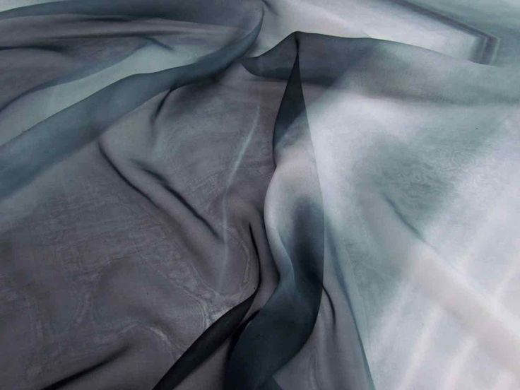 This printedsilk chiffon fabricis extremely soft, light, delicate…