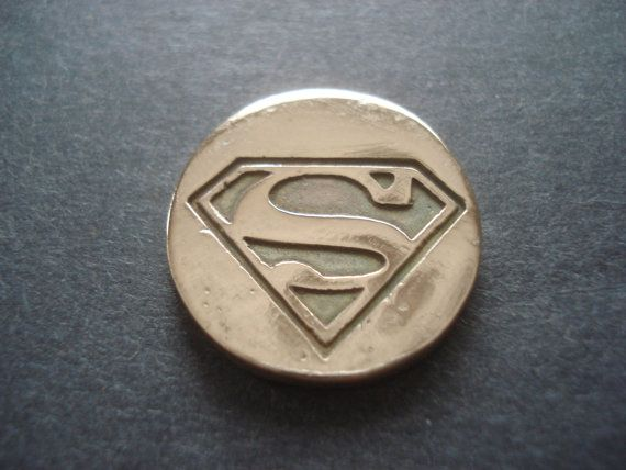 Hey, I found this really awesome Etsy listing at https://www.etsy.com/listing/151948484/superman-custom-golf-ball-marker