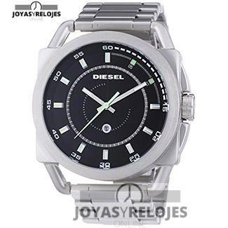 ⬆️😍✅ Reloj Diesel Masculino color Gris 😍⬆️✅ Maravilloso Modelo perteneciente a la Colección de RELOJES DIESEL ➡️ PRECIO 133.6 € Lo puedes comprar en 😍 https://www.joyasyrelojesonline.es/producto/diesel-0-reloj-de-cuarzo-para-hombre-con-correa-de-acero-inoxidable-color-gris/ 😍 ¡¡Edición limitada!! #Relojes #RelojesDiesel #Diesel