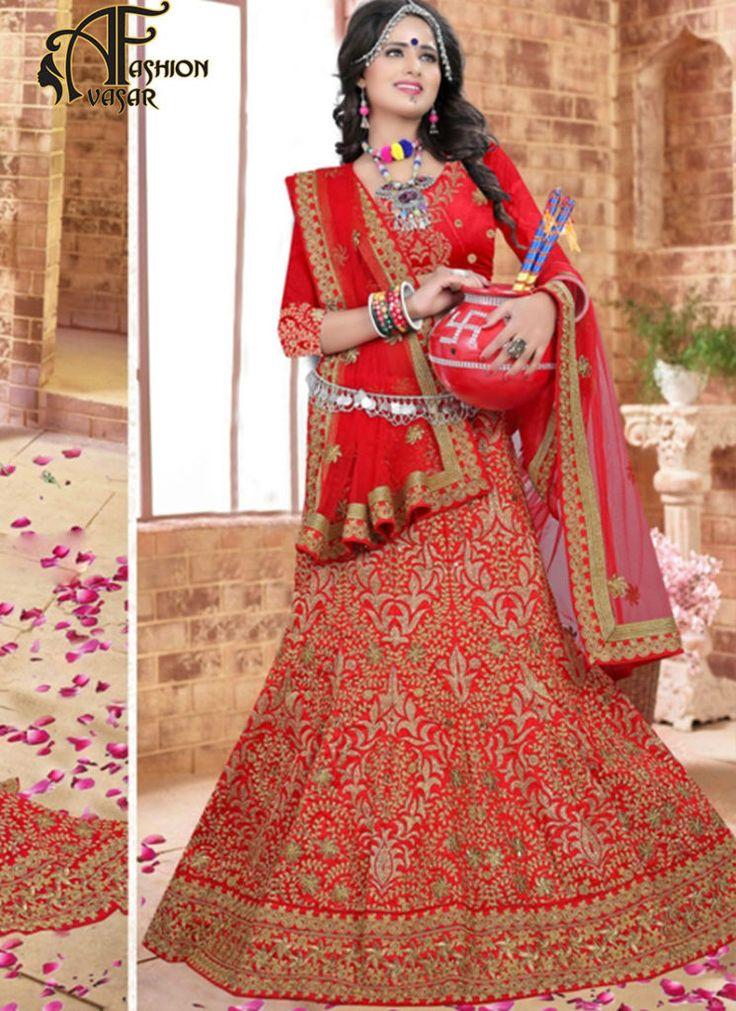 Bridal Lehenga Online Shopping-Buy New Lehengas For Bridal