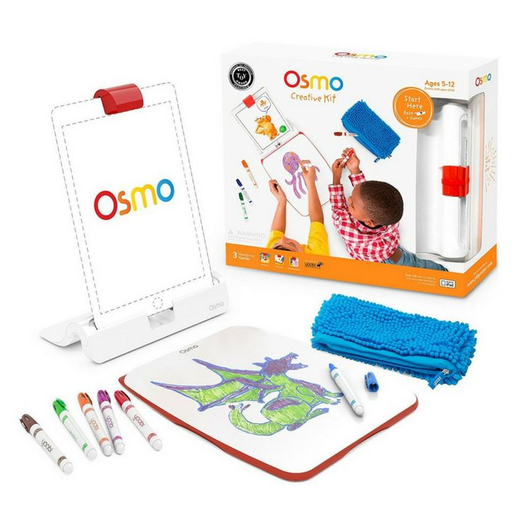 Spark your children's imagination with Osmos creative kit #playosmo #lifestylestore #smartkids https://goo.gl/qN65ss