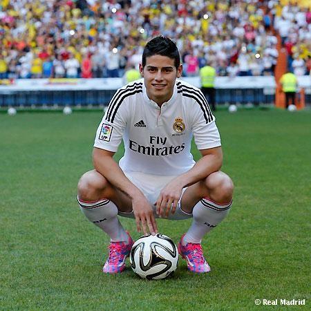 James Rodríguez | Official Website | Real Madrid CF