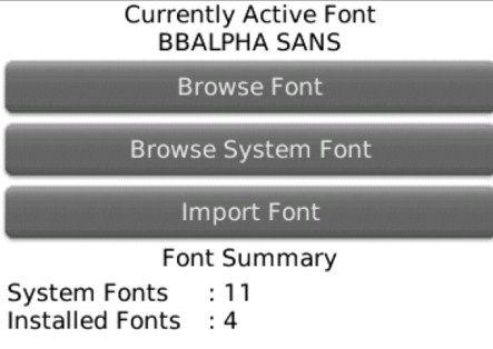Download aplikasi font lucu untuk bb