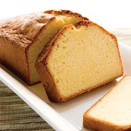 Tastefully Simple - Almond Pound Cake   1 pound unsalted butter, at room temperature 1 pound powdered sugar 6 extra-large eggs 2 1/2 teaspoons almond extract 1 tablespoon vanilla extract 3 cups sifted all-purpose flour   Heat oven to 350 degrees. Beat together butter and powdered sugar until light & fluffy. Beat in eggs, one at a time, then almond and vanilla extracts and flour.  Spread in greased 10-inch tube pan. Bake about 75-85 mins, cool in pan, turn cake out onto a rack to finish…