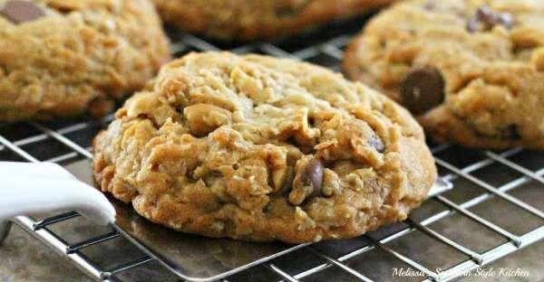 Peanut Butter Cowboy Cookie