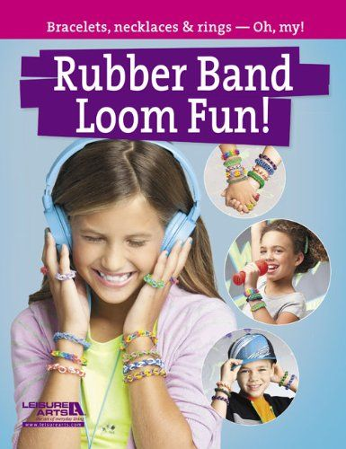 35 best rainbow loom books and media images on pinterest rainbow rubber band loom fun fandeluxe Gallery