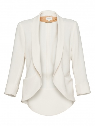 Pretty white blazer