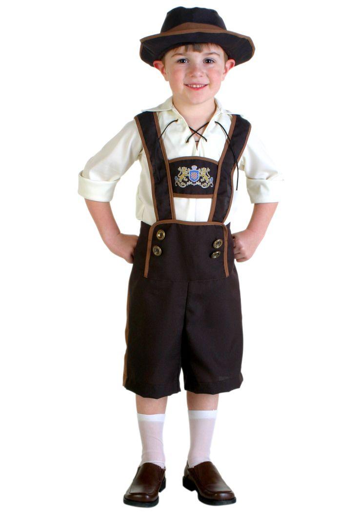 German Traditional Dress